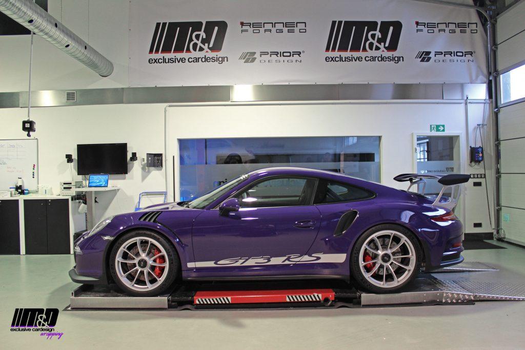 Porsche Carrera 911 991 Gt3 Rs